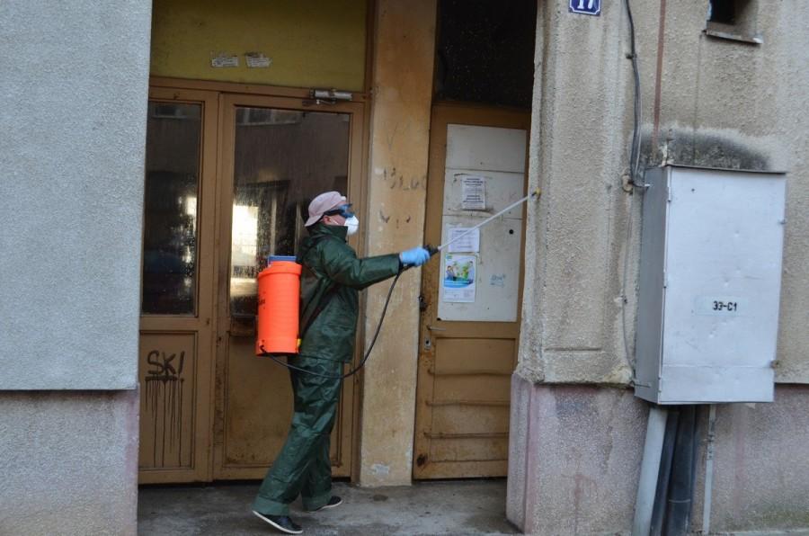 ULALA roagă reprezentanții asociațiilor de proprietari să colaboreze cu echipele care se ocupă de dezinfecție