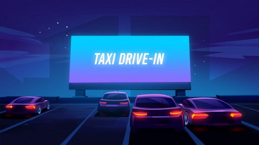 Taxi Drive-In în grădina cinema ARTA; vezi cum va fi organizat