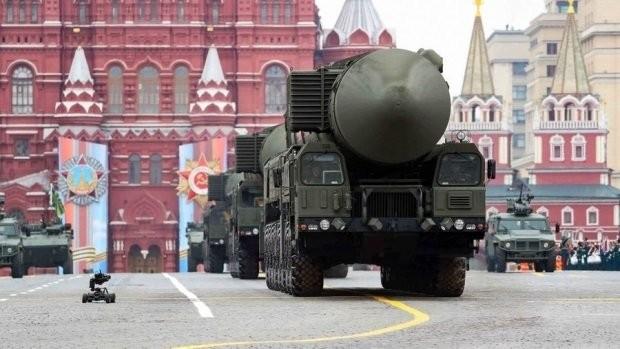 Vladimir Putin a dat ordinul. Rusia poate răspunde cu arme nucleare la un atac militar convenţional