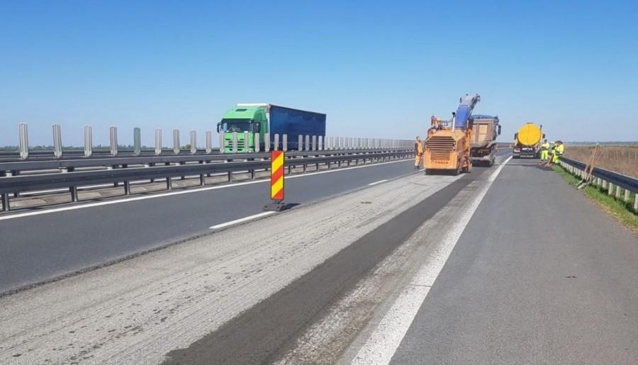 Restricții de circulație pe autostradă; vezi unde va fi deviat traficul și ce noduri rutiere vor fi închise