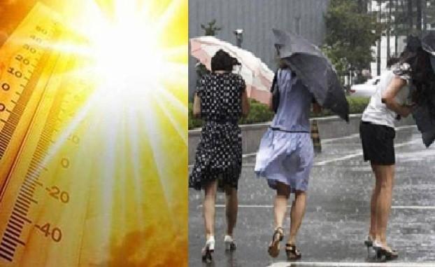Vreme instabilă și disconfort termic în majoritatea regiunilor, până miercuri dimineaţa