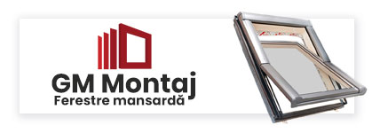 Ferestre Mansarda Arad - GM Montaj